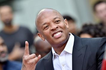 Dr. Dre Gloats Over Rick Ross Following Lakers Win