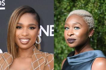 "Jennifer Hudson Speaks On Cynthia Erivo As Aretha: ""If It's Not A Film, It's Nothing"""