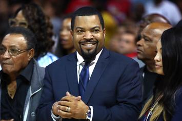 "Ice Cube Clarifies His Stance: ""I'm Not Supporting Donald Trump"""