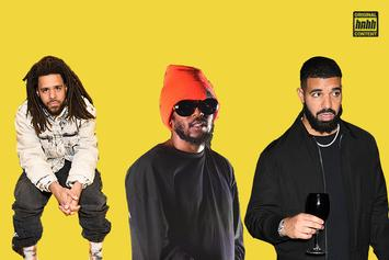 Drake, Kendrick Lamar, J. Cole: Which New Album Are You Most Excited For?