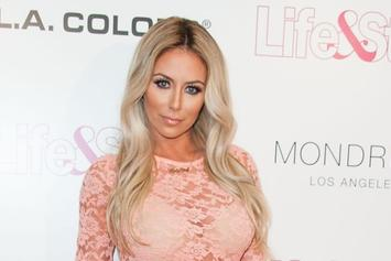 "Aubrey O'Day Blasts Trumps: ""Don Jr. Hates His Family, Ivanka Is A Lesbian"""