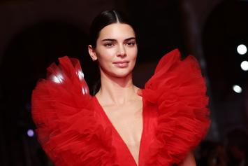 Kendall Jenner Channels Pamela Anderson In Racy Costume