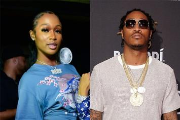 Future's Rumored GF Dess Dior Shows Off Her AP