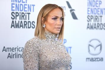 Jennifer Lopez Fights Off Tears While Reacting To Election Results
