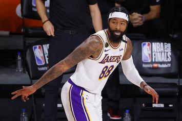 Markieff Morris Reveals He's Coming Back To The Lakers