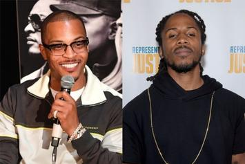T.I. Reacts To D Smoke's GRAMMY Moment