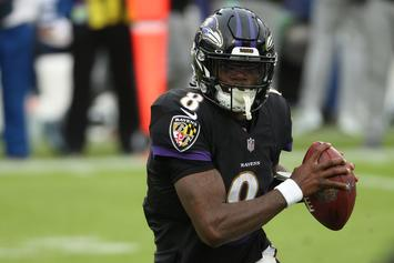 Lamar Jackson Tests Positive For COVID-19
