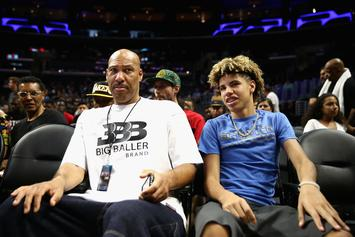 LaVar Ball Has Bold Guarantee For LaMelo's Rookie Season