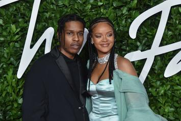 Rihanna & A$AP Rocky Are Reportedly Dating & Everyone Is Checking On Drake