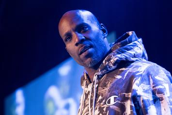 DMX Trained Dog To Bark On Cue During Rap Battle, Says Murda Mook