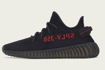 """Adidas Yeezy Boost 350 V2 """"Bred"""" Restock Leads To Immense Frustration"""
