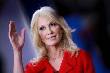 Kellyanne Conway Admits Joe Biden Won The Election