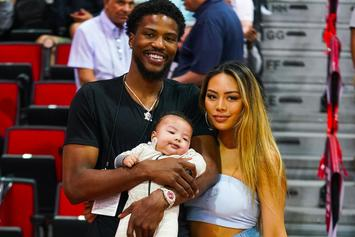 """Malik Beasley's Wife Speaks Out After Filing For Divorce: """"I'm Pretty Confused"""""""