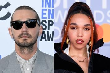 "Shia LaBeouf Responds To FKA Twigs Allegations: ""I Have Been Abusive"""