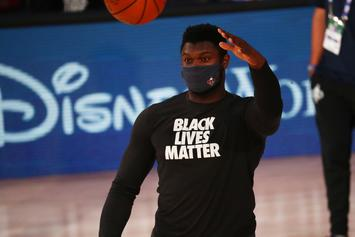 Zion Williamson Has A Warning For The NBA