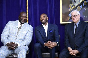 "Shaq Claims He And Kobe Bryant's Partnership Can ""Never Be Duplicated"""