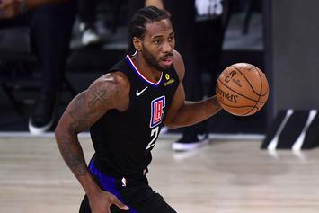 Kawhi Leonard Speaks On Picking Clippers Over Lakers