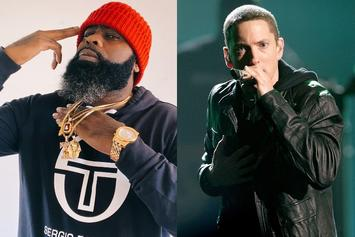 """KXNG Crooked On Eminem Haters: """"You Can't Push Marshall Out The Game"""""""