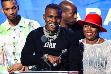 DaBaby Buys Himself A Mercedes Maybach For His Birthday