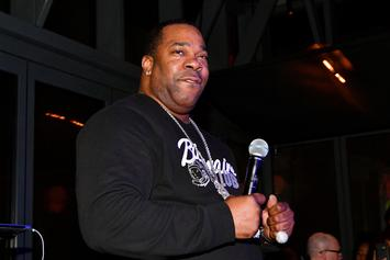 """Busta Rhymes Recalls Duct-Taping Stomach To Film """"Czar"""" Music Video"""