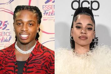 "Jacquees Talks Ella Mai ""Trip"" Controversy: ""When I Met [Her], She Was A Fan"""