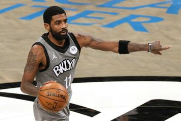 """Kyrie Irving Referred To As """"Property"""" By ESPN Journalist"""
