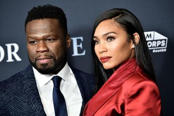 50 Cent's New Tattoo Appears To Be Of His Girlfriend Cuban Link