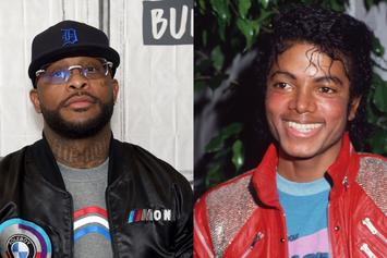 "Royce Da 5'9"" Reacts After Fan Trolls Him With Michael Jackson Meme"