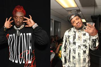 Rowdy Rebel Hints At Lil Uzi Vert Collaboration Dropping Next