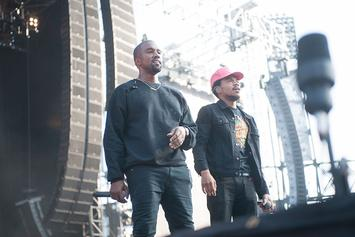 Kanye West Violently Screams At Chance The Rapper: Twitter Reacts