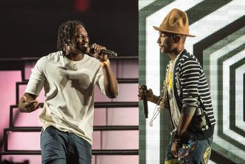Pharrell Sends Pusha T A Robotic Dog Carrying Sneakers: Watch