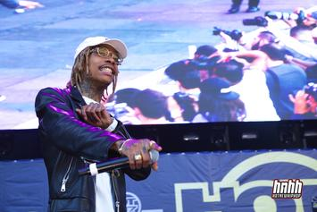 Wiz Khalifa Gives Struggling Rappers Some Much-Needed Advice