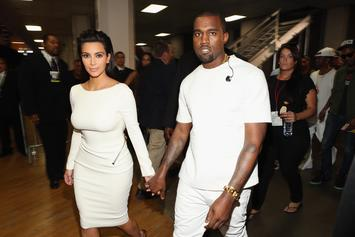 Kanye West Moves 500 Pairs Of Sneakers Out Of Kim Kardashian's Home: Report