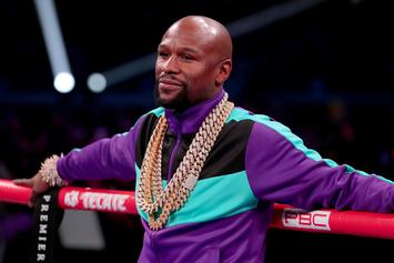 Floyd Mayweather Claps Back At Jake Paul After NBA Youngboy Diss