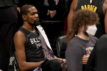 Kevin Durant Speaks Out After NBA Flip-Flops On COVID Protocols