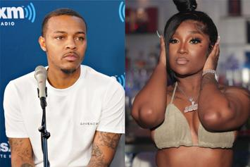 Bow Wow Loses His Mind Watching Erica Banks In The Club