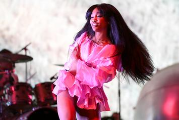 SZA Reveals A List Of Every Single Thing She's Allergic To
