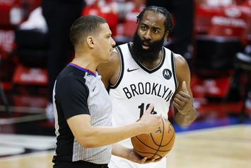 James Harden Reflects & Apologizes For Rockets Drama