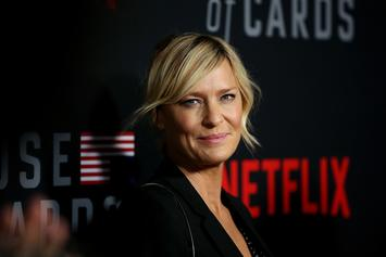 """Robin Wright Reveals Her Only Regret About The """"House Of Cards"""" Ending"""