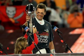 Tom Brady Berated By Lombardi Trophy Designer's Daughter