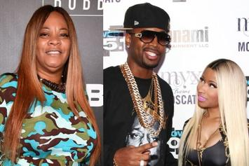 """Deb Antney Didn't Know Nicki Minaj & Safaree Dated: """"I Thought He Was A Gay Guy"""""""