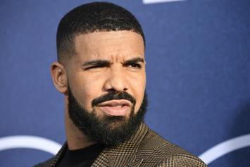 Drake Spotted Filming New Music Video In Toronto