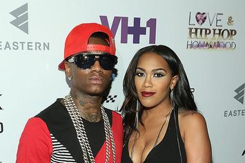 Nia Riley Says Soulja Boy Kicked Her Stomach While She Was Pregnant