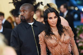 "Kim Kardashian's Dealing With Kanye West's Silent Treatment Like ""Another Episode"""