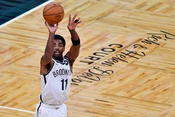 Kyrie Irving To Miss Nets Road Trip Due To Family Issue