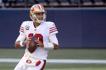 49ers Divulge Their Intentions For Jimmy Garoppolo