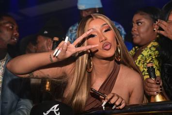 Cardi B Gives Update On New Album Sound