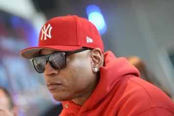 "LL Cool J Questions ""Forefather Of Pop Rap"" Title"