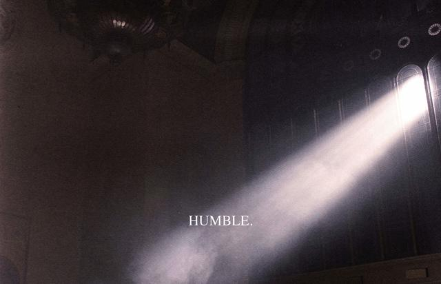 Humble. cover art