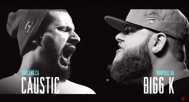 Caustic vs Bigg K